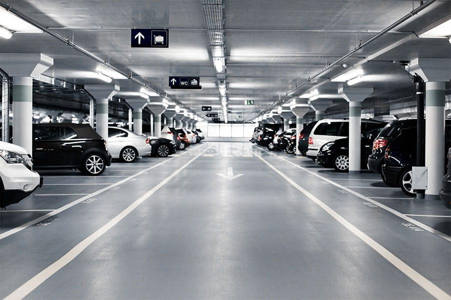 Sevilla LEDS. Iluminación LEDS parkings