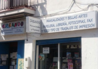 Galería de trabajos de rótulos luminosos. Sevilla LEDS rótulos e iluminación. Rótulos luminosos, Iluminación LEDS, Mantenimiento de rótulos.