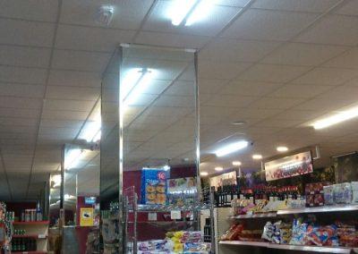 Galería de trabajos de iluminación LED. Sevilla LEDS rótulos e iluminación. Rótulos luminosos, Iluminación LEDS, Mantenimiento de rótulos.