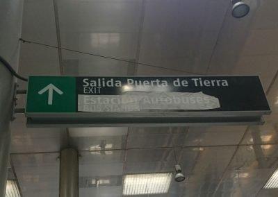 Galería de trabajos de Rótulos luminosos. Impresión digital. Sevilla LEDS rótulos e iluminación.