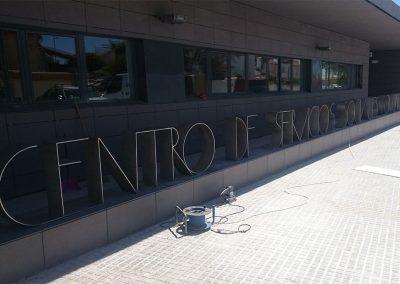 Galería de trabajos de Rótulos luminosos. Letras corpóreas. Sevilla LEDS rótulos e iluminación.